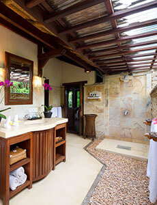 Sungai Tinggi Beach Villa - Guest bathroom 3