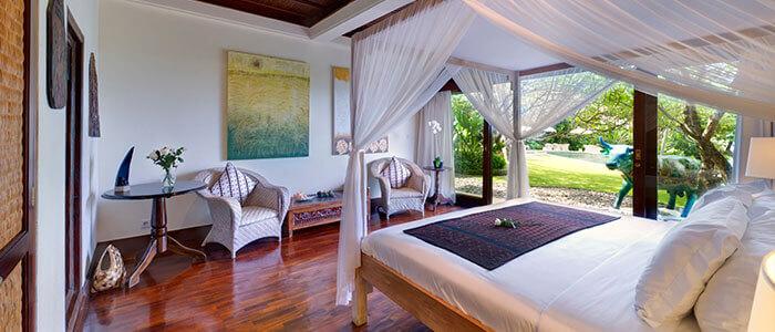 Sungai Tinggi Beach Villa - Guest bedroom 2
