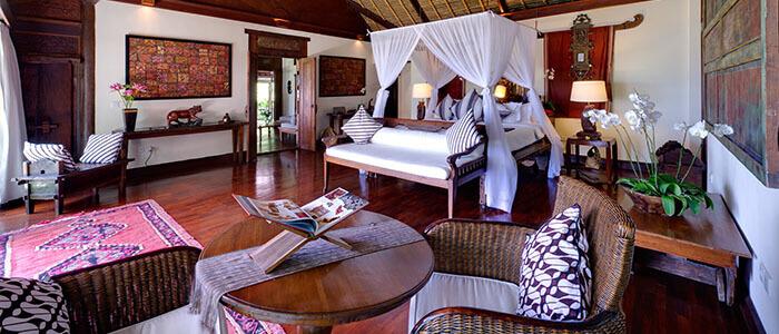 Sungai Tinggi Beach Villa - Master suite