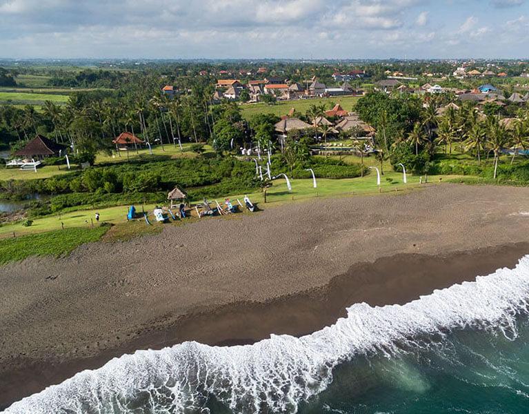 Sungai Tinggi Beach Villa Canggu 6 Bedroom Luxury Villa Bali